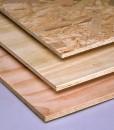 Plywood, OSB